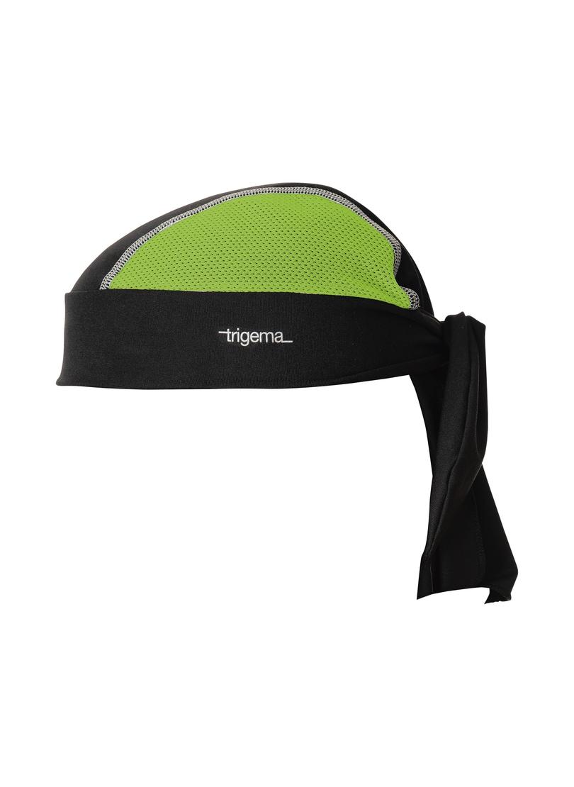 Trigema Bandana | Accessoires > Caps > Flex Caps | Gelb | Trigema