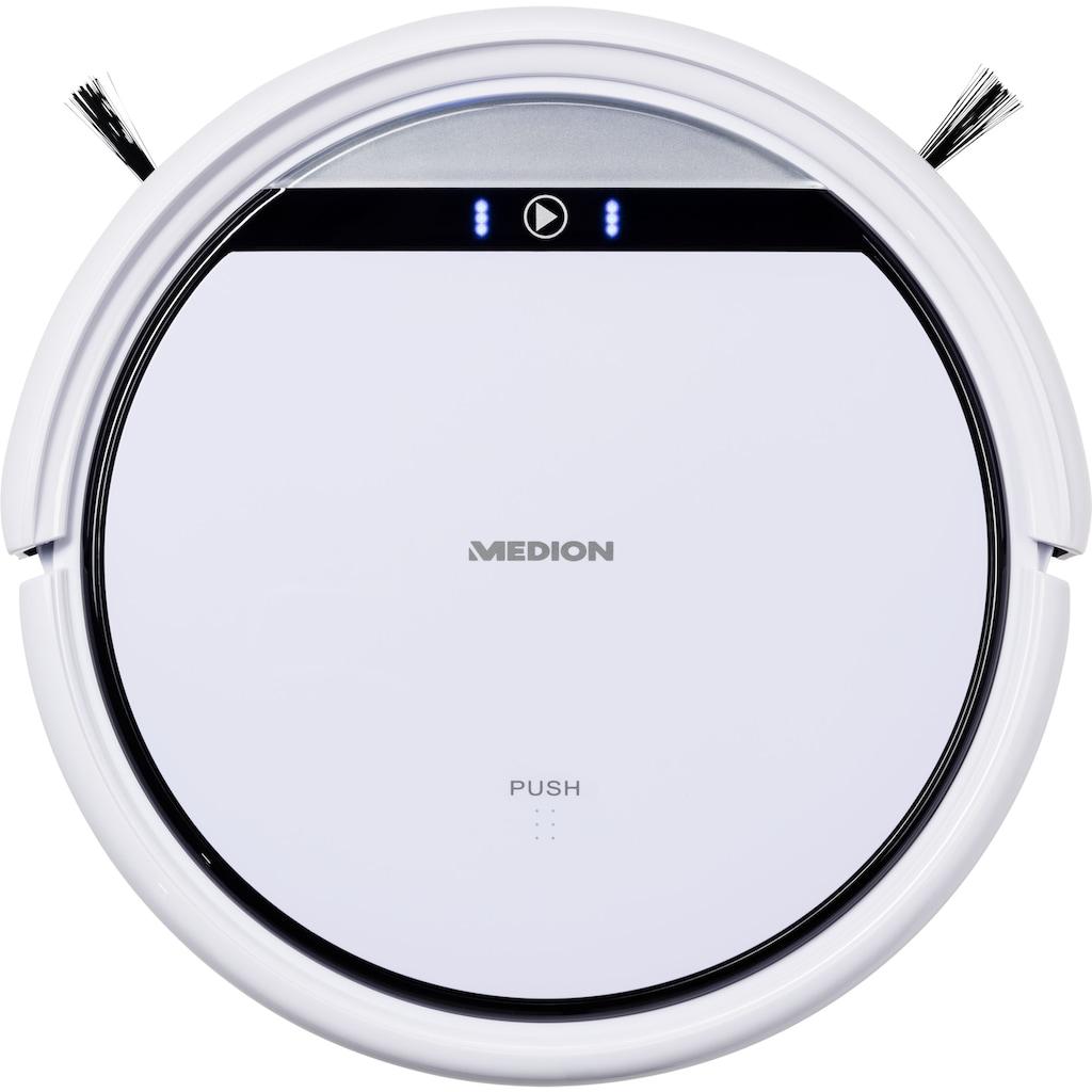 Medion® Saugroboter »MD 18500 vollautomatische Reinigung + virtuelle Wand«