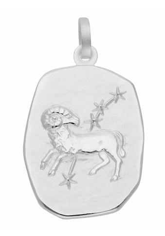 Adelia´s Kettenanhänger »925 Silber Sternzeichen Anhänger Widder« kaufen