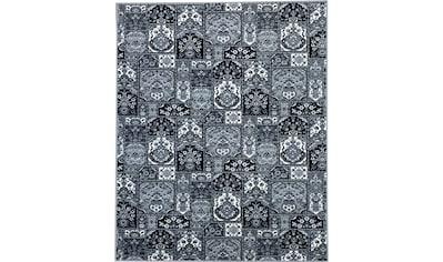 Teppich, »Emiel«, Home affaire, rechteckig, Höhe 7 mm, maschinell gewebt kaufen