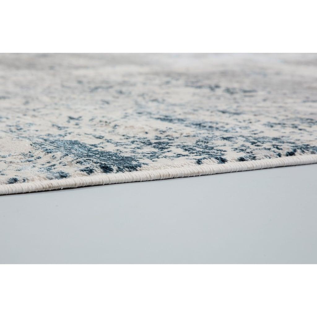 ASTRA Teppich »Noa 201«, rechteckig, 9 mm Höhe, Wunschmass, Wohnzimmer