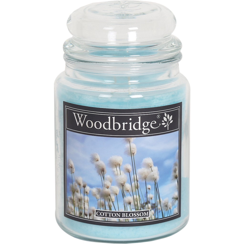 Woodbridge Duftkerze »Cotton Blossom«