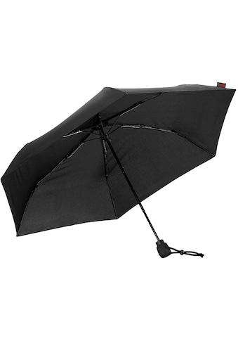 Euroschirm Taschenregenschirm »light trek® ultra, schwarz« kaufen