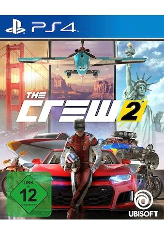 UBISOFT Spiel »The Crew 2«, PlayStation 4, Software Pyramide kaufen