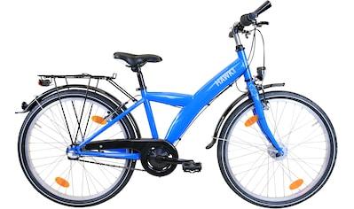HAWK Bikes Jugendfahrrad »HAWK Kinderrad Boys Blue«, 3 Gang Shimano Nexus Schaltwerk kaufen