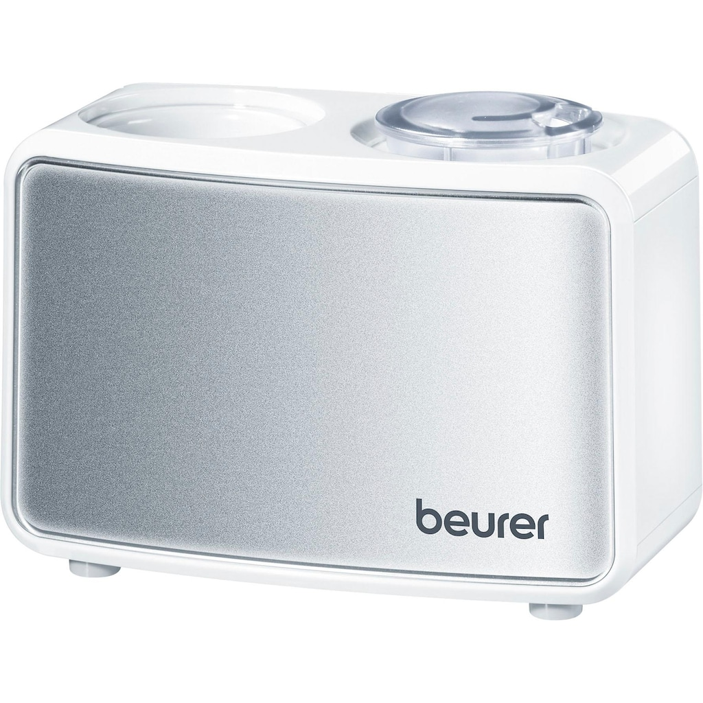 BEURER Luftbefeuchter »LB 12 Mini Luftbefeuchter«, Mikrofeine Zerstäubung mit Ultraschall