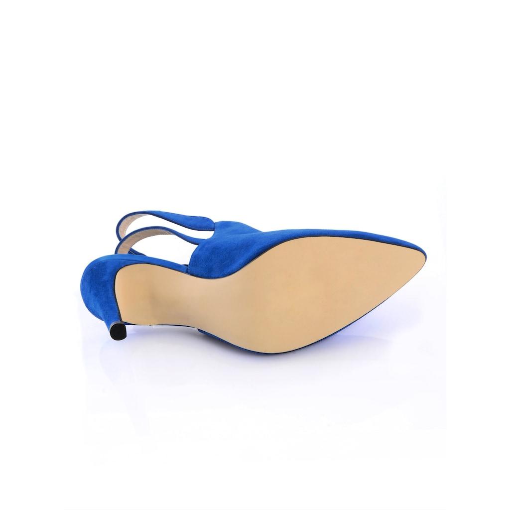 Alba Moda Stiefelette mit zwei Knöchelriemchen