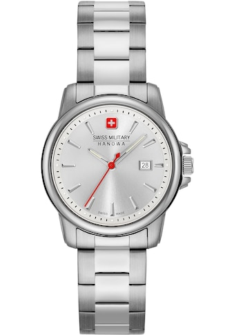 Swiss Military Hanowa Schweizer Uhr »SWISS RECRUIT LADY II, 06-7230.7.04.001.30« kaufen