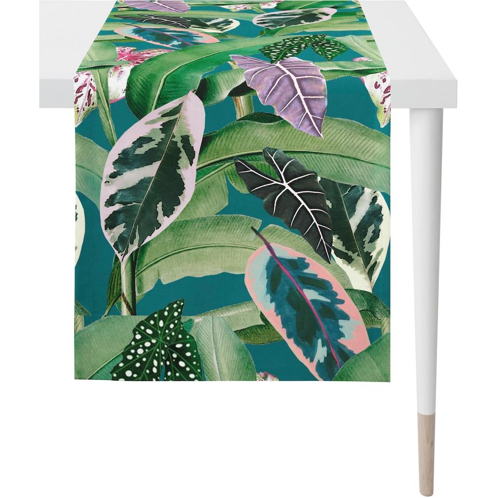 APELT Tischläufer »Tropica, SUMMERTIME«, (1 St.), Digitaldruck