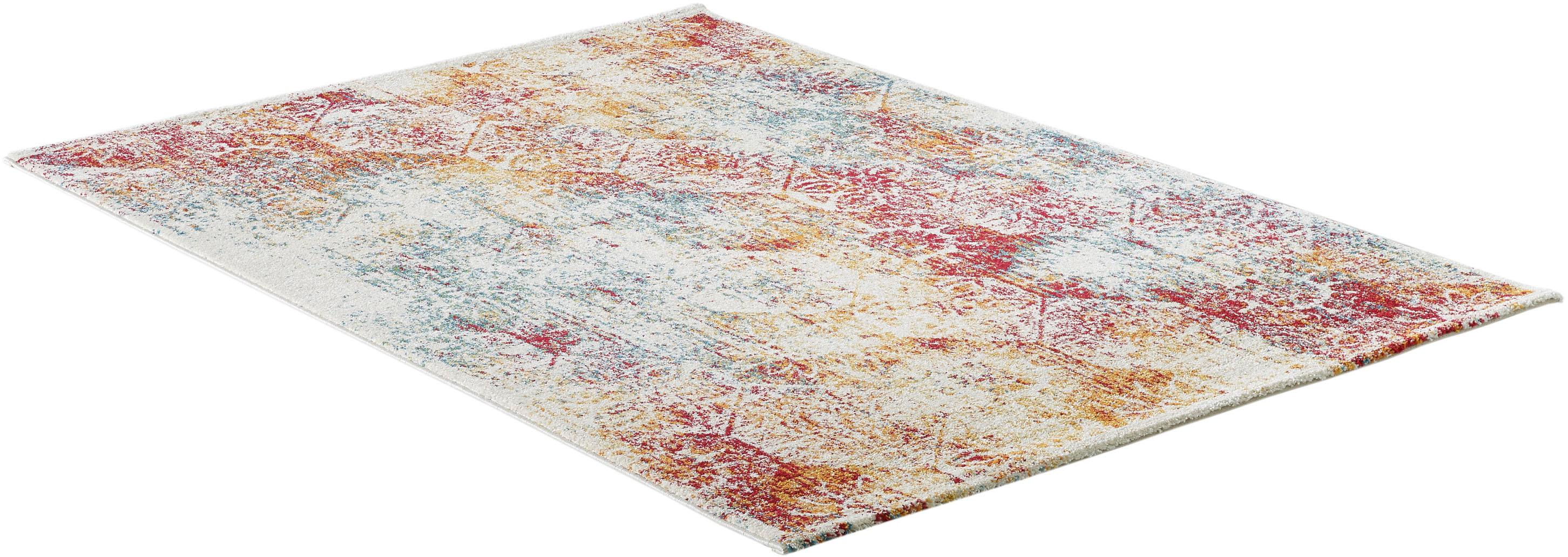 Teppich Vintage 1617 Sanat Teppiche rechteckig Höhe 13 mm maschinell gewebt
