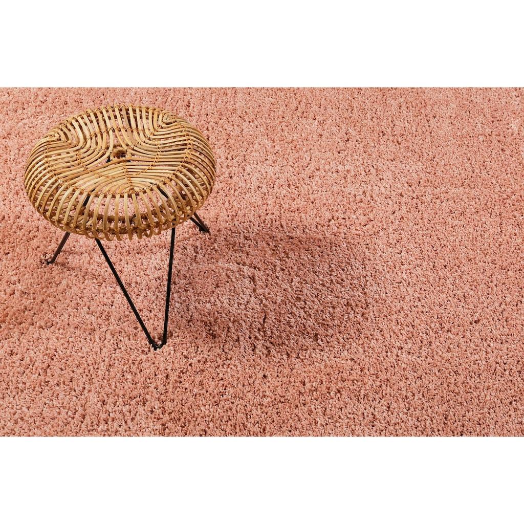 Esprit Hochflor-Teppich »Live Nature«, rechteckig, 55 mm Höhe, weiche Haptik, Wohnzimmer