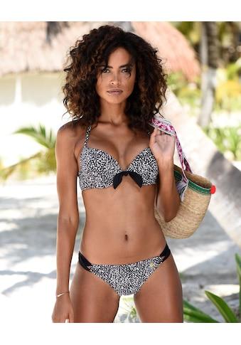 LASCANA Bikini-Hose »Leo« kaufen