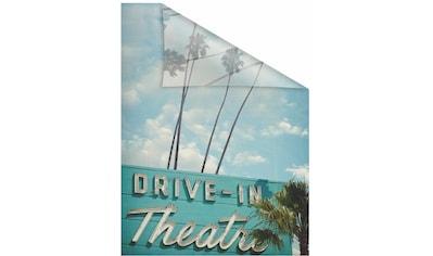 LICHTBLICK Fensterfolie »Drive In«, selbstklebend, Sichtschutz kaufen