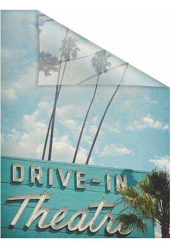 LICHTBLICK ORIGINAL Fensterfolie »Drive In«, 1 St., blickdicht,... kaufen