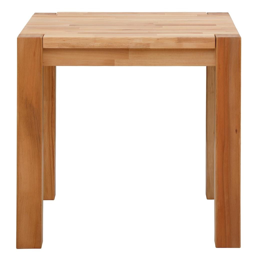 Holzzone Esstisch »Nils«, aus Massivholz
