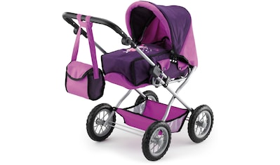 "Bayer Kombi - Puppenwagen ""Grande, Lila"" kaufen"