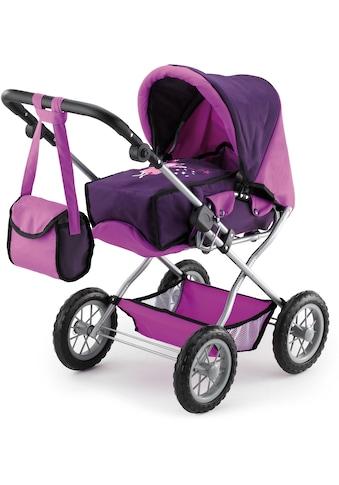 Bayer Kombi-Puppenwagen »Grande, Lila« kaufen