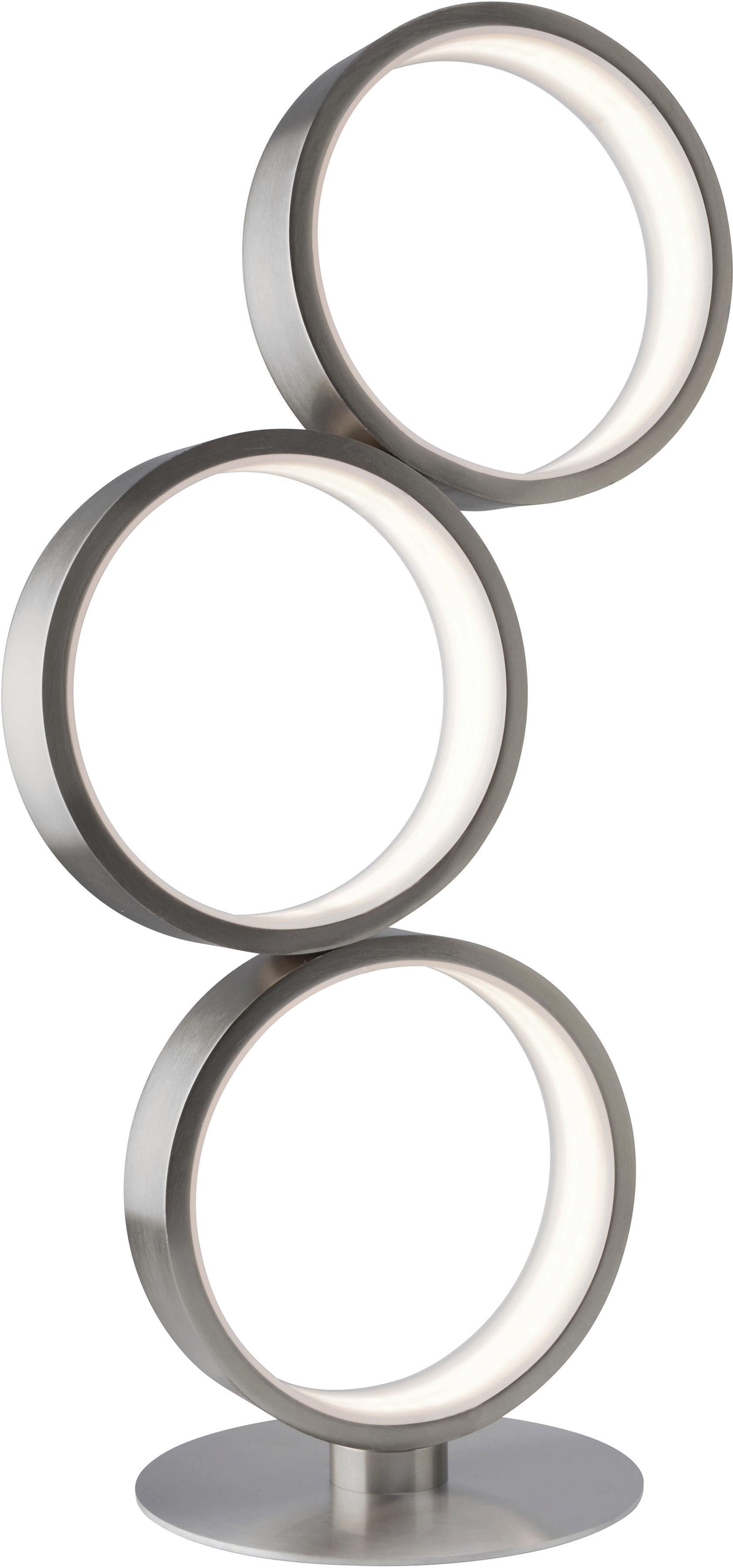 SOMPEX LED Tischleuchte Loop, LED-Board, Warmweiß