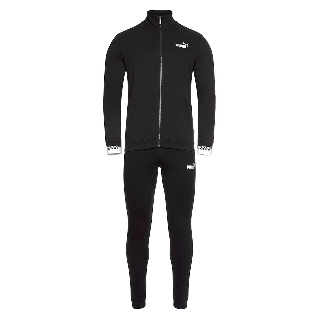 PUMA Jogginganzug »Amplified Sweat Suit TR«, (Set, 2 tlg.)