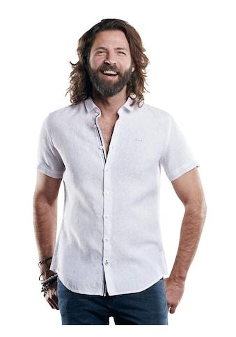 emilio adani Kurzarmhemd aus besonders hochwertiger Leinen-Qualität kaufen