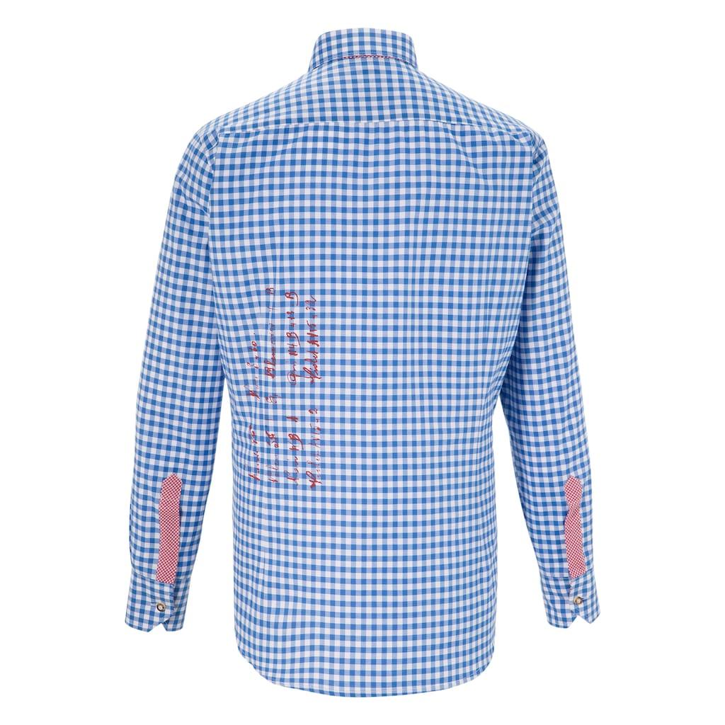 OS-Trachten Trachtenhemd