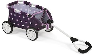 CHIC2000 Puppen Ziehwagen »Skipper, lila« kaufen
