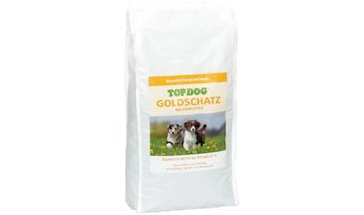 TOP DOG Trockenfutter »Goldschatz«, (1), Welpenfutter, versch. Größen kaufen