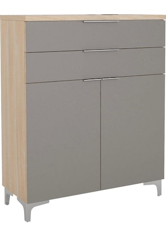 Maja Möbel Schuhschrank »SHINO Garderobe«, 2 höhenverstellbare Einlegeböden, passend... kaufen