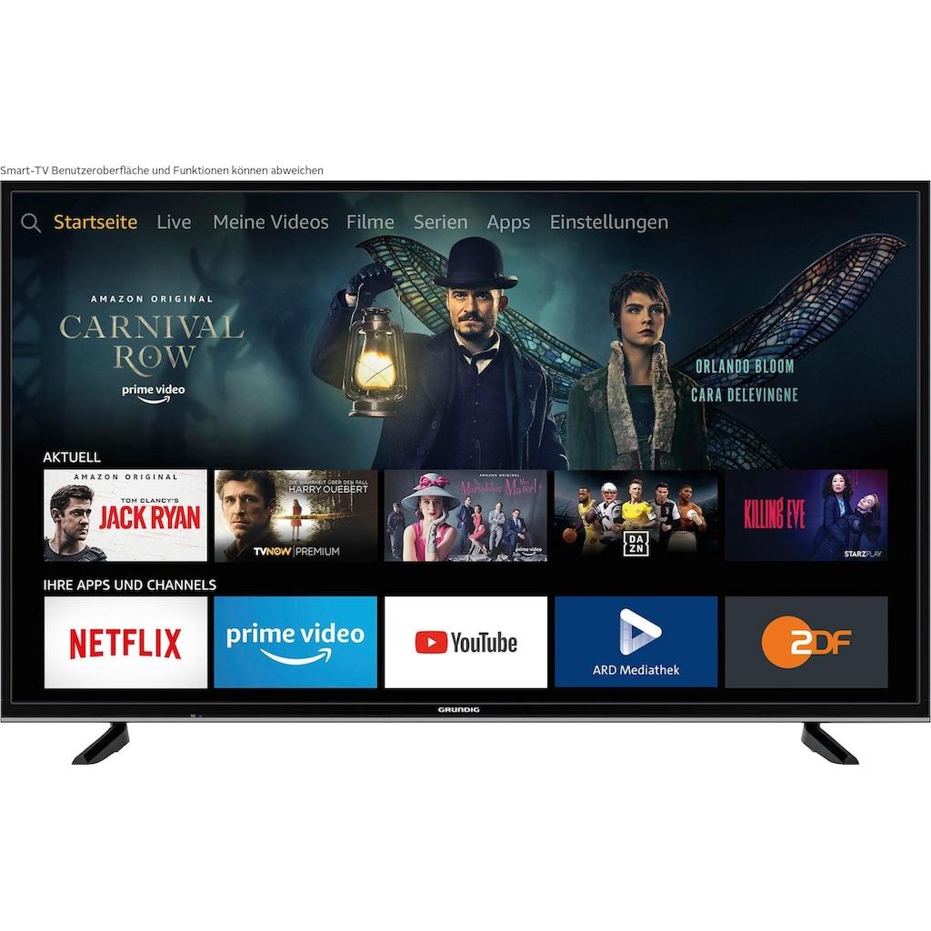 Grundig 55 VLX 7020 LED-Fernseher (139 cm / (55 Zoll), 4K Ultra HD, Smart-TV