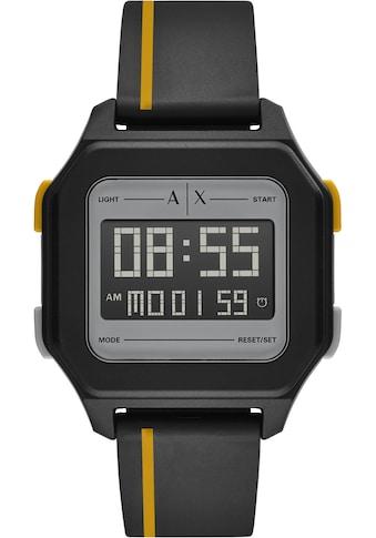 ARMANI EXCHANGE Digitaluhr »AX2957«, (1 tlg.) kaufen