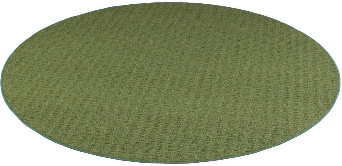 Teppich Cambridge Living Line rund Höhe 6 mm maschinell gewebt