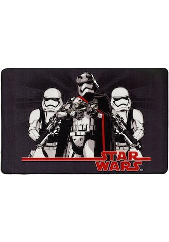 Star Wars Kinderteppich »SW-72«, rechteckig, 2 mm Höhe kaufen