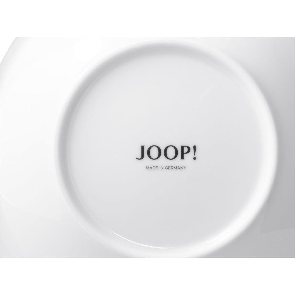 Joop! Karaffe »JOOP! SINGLE CORNFLOWER«, (1 tlg.), hochwertiges Porzellan mit einzelner Kornblumen-Dekor, auch als Vase verwendbar
