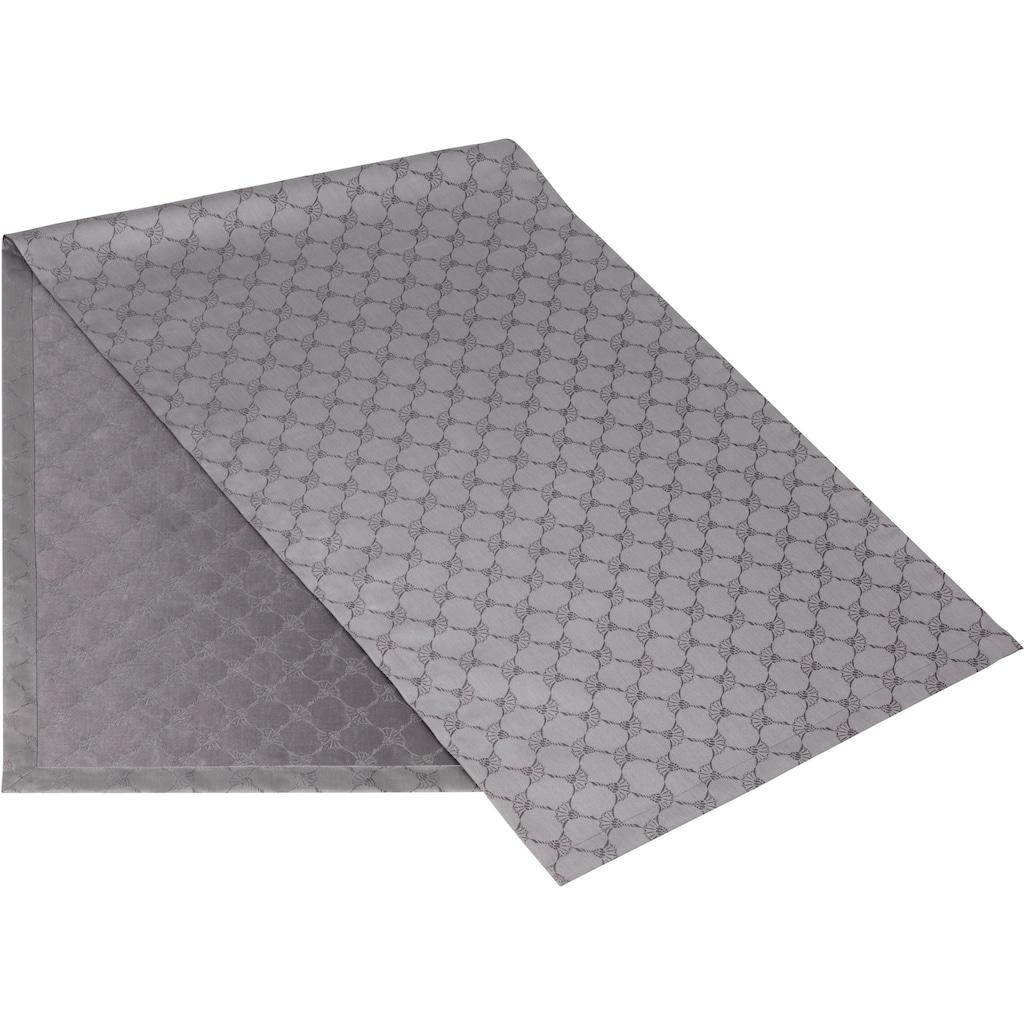 Joop! Tischläufer »CORNFLOWER ALLOVER«, (1 St.), Aus Jacquard-Gewebe gerfertigt mit Kornblumen-Allover-Muster