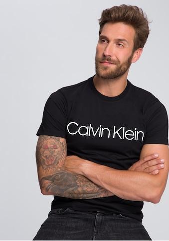 Calvin Klein T - Shirt »COTTON FRONT LOGO« kaufen