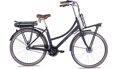 LLobe E-Bike »Rosendaal Lady 10,4 Ah«, Gepäckträger vorne kaufen