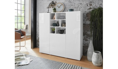 TRENDMANUFAKTUR Highboard »Aksel« kaufen