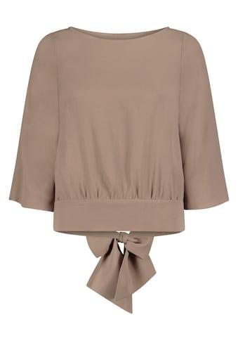 Nicowa Edle Bluse ORRIDA mit modischen Details kaufen