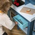 STEP2 Spielküche »Grand Walk-In Wood«, BxTxH: 127x84x119 cm