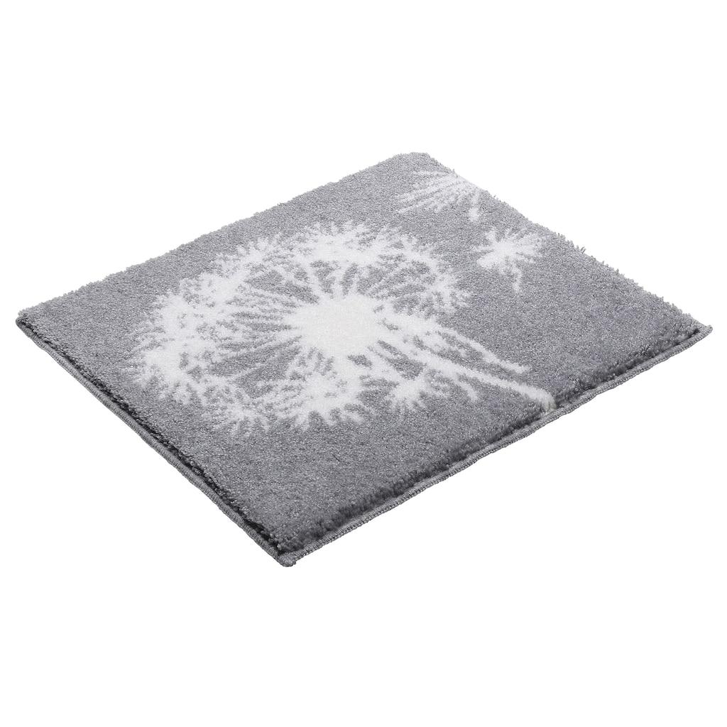 GRUND exklusiv Badematte »Pusteblume«, Höhe 20 mm, Pastell
