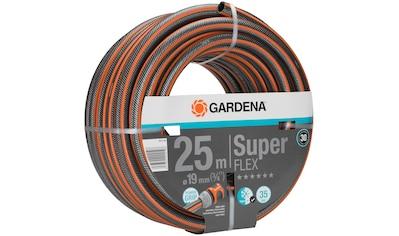 """GARDENA Gartenschlauch »Premium SuperFLEX, 18113 - 20«, 19 mm (3/4""""), 25 Meter kaufen"""