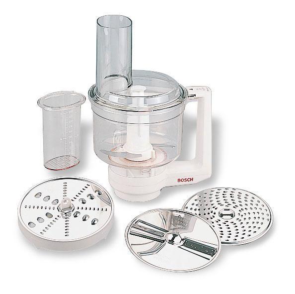 BOSCH Mixaufsatz MUZ6MM3 weiß Küchenmaschinen SOFORT LIEFERBARE Haushaltsgeräte