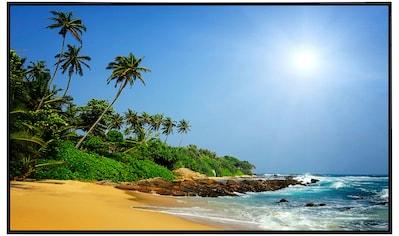 Papermoon Infrarotwandheizung »Sri Lanka tropischer Strand«, sehr angenehme... kaufen