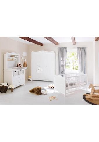 Pinolino® Babyzimmer-Komplettset »Florentina«, (Set, 4 St.), breit groß mit... kaufen