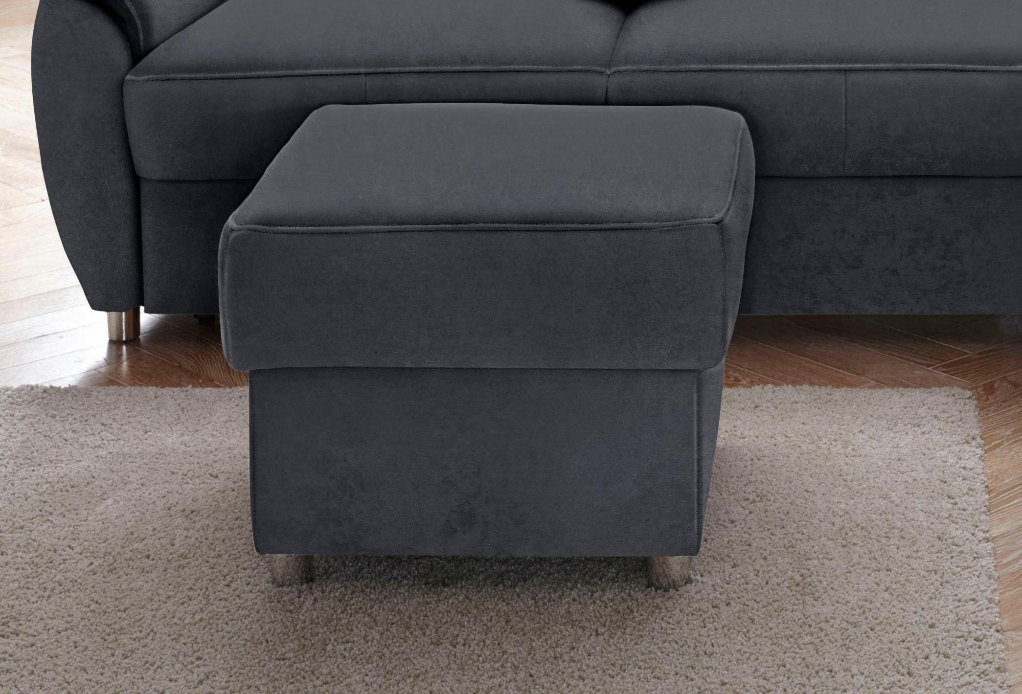 sit&more Hocker, mit Stauraumfach Preisvergleich