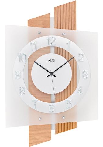 AMS Funkwanduhr »F5530« kaufen