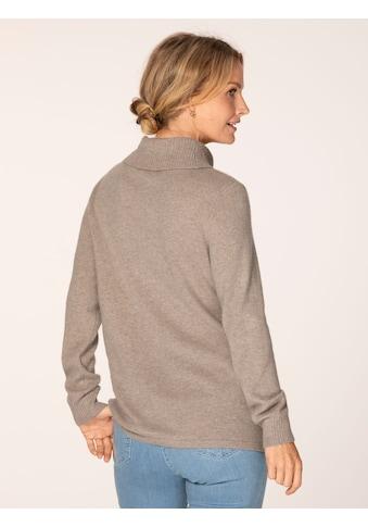 Mona Kaschmir-Pullover mit Rollkragen kaufen