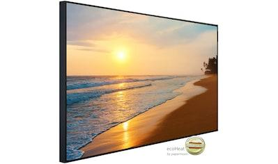 Papermoon Infrarotheizung »Sri Lanka Beach Sonnenuntergang«, sehr angenehme... kaufen
