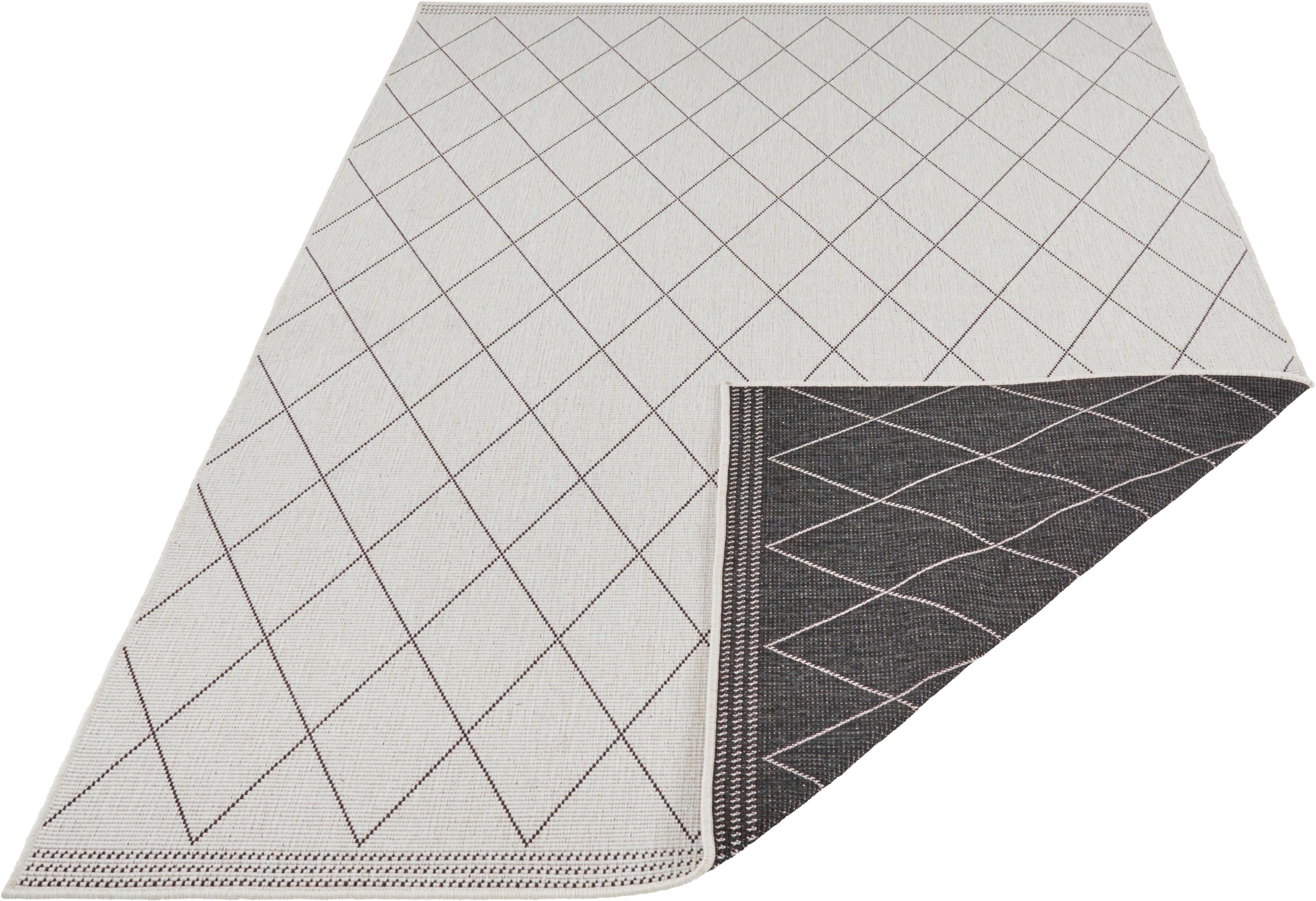Teppich Daisy freundin Home Collection rechteckig Höhe 5 mm maschinell gewebt