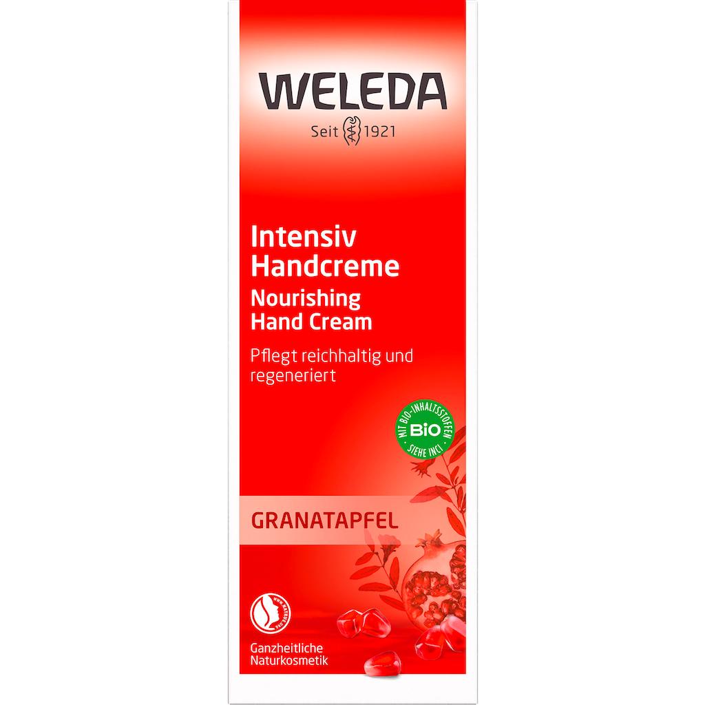 WELEDA Handcreme »Granatapfel«